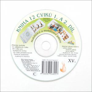 CD kniha zdravá záada