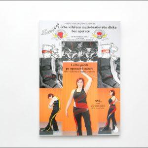 Kniha Výhřez disku